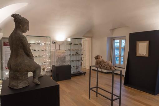 """Andora, a Palazzo Tagliaferro presentazione del libro  """"L'arte ceramica racconta la storia di un fornace"""""""