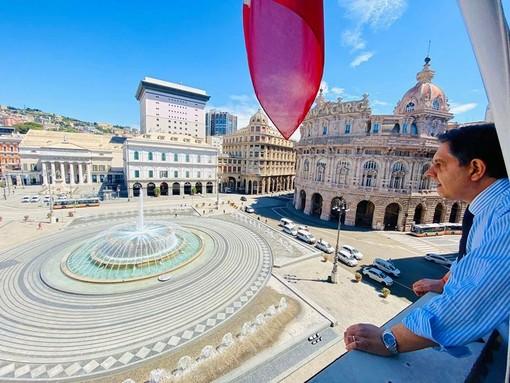 """Turismo, a giugno dimezzata la perdita di presenze rispetto ai mesi precedenti. Toti: """"La Liguria non si ferma mai nonostante le difficoltà"""""""