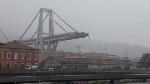 """Crollo ponte: Viale, """"Già al lavoro per esenzione ticket sfollati"""""""