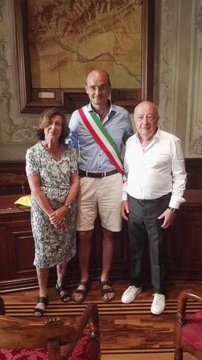 Finale Ligure: Roberto e Grazia Zaniboni turisti fedeli dal 1953