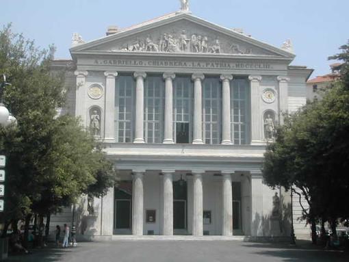 Giornate europee del Patrimonio: visita al teatro Gabriello Chiabrera di Savona
