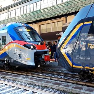 Due nuovi treni in servizio da oggi, consegnati 15 dei 48 previsti entro il 2023 (FOTO)