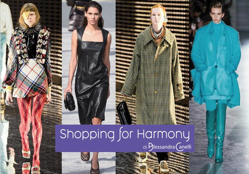 Moda donna: abbigliamento, accessori e look di tendenza