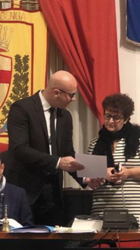 """Albenga, nuovo attacco di Roberto Tomatis contro il sindaco: """"Palazzo Oddo al freddo, vuole 'conservare' la maggioranza"""""""