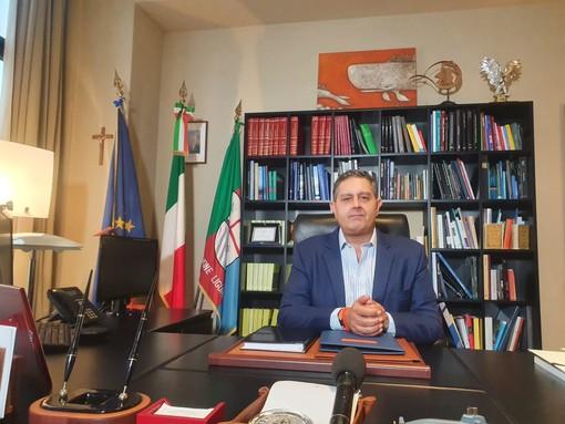 """Regione, Toti: """"La giunta è chiusa. Lavoreremo esclusivamente per il bene della Liguria"""""""