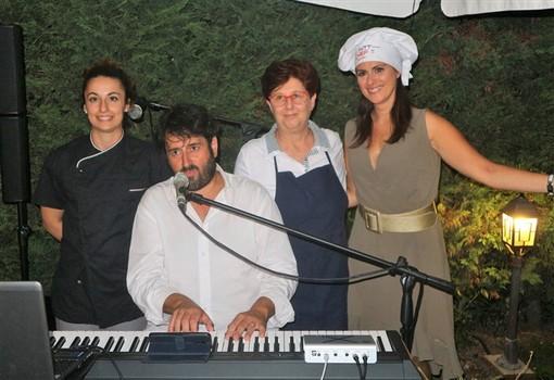 Prelibatezze e melodie napoletane al Tempo Stretto di Albenga