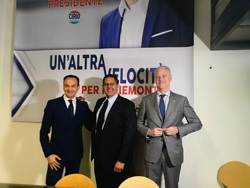 """Patto tra Piemonte e Liguria, Toti e Cirio: """"Vogliamo diventare motore economico Italia"""""""