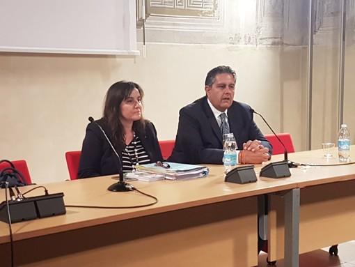 """Toti e Viale ad Albenga per parlare di sanità: """"Ad ottobre prenderà il via la gestione privata dell'Ospedale. Tornerà il Pronto Soccorso e molti reparti saranno aperti h24"""""""