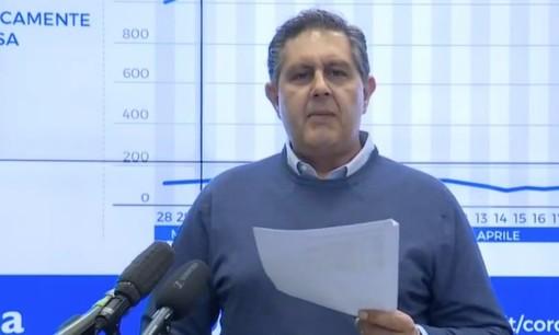 """Coronavirus, Toti: """"Il Governo dia autonomia alla Liguria per la Fase 2. Non si può trattare il Paese in modo uguale"""""""