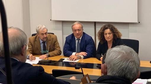 """Pronto un tavolo di lavoro permanente sulle infrastrutture, Giuliano (Vado) e Olivieri (Provincia): """"Inizia un grande lavoro di squadra"""""""