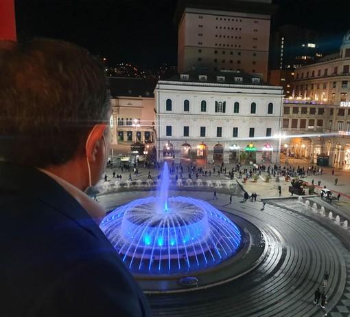 """Foto pagina Facebook """"Giovanni Toti"""""""