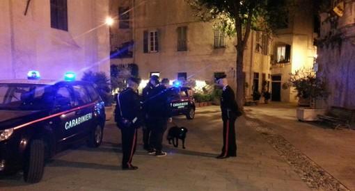 Carabinieri, controlli a tappeto sul territorio: dieci posti di blocco tra Pietra e Finale