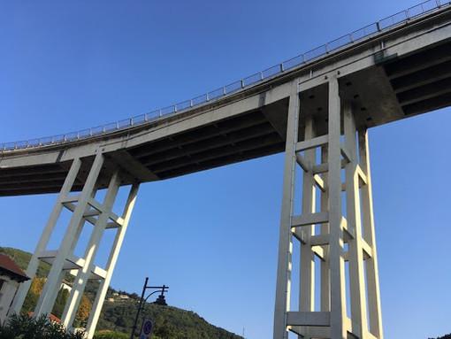 Viadotto Teiro di Varazze: una perizia indipendente riporta alla ribalta staticità e degrado del cavalcavia in direzione Genova
