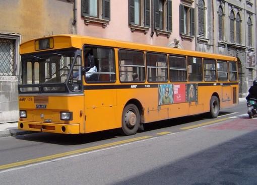 Oggi a Spotorno deviazione percorso bus di linea