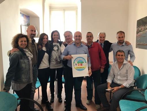 """Comunali Laigueglia, la lista civica """"Uniti per il Domani"""" inaugura il point elettorale"""