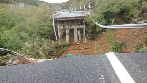 """Crollo viadotto A6, geologi: """"Conoscere il territorio per minimizzare i rischi e salvare le vite umane"""""""
