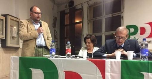 Savona, il segretario Pd Vigliercio si dimette: il suo sostituto potrebbe essere nominato post comunali
