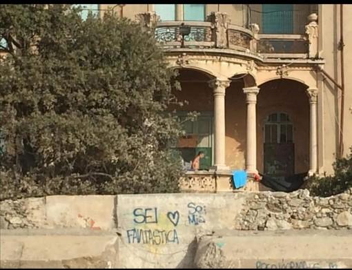 """Foto dalla pagina Facebook """"Savona Scomparsa"""""""