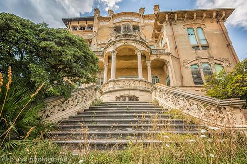 Savona, aggiudicata la gara per i lavori di recupero di Villa Zanelli: spazio ad un albergo di lusso e a un museo