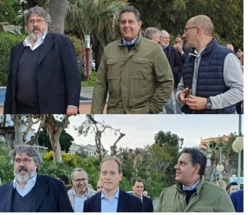 """Passeggiata a Varigotti e ciclabile di Andora, Vaccarezza: """"Toti presidente di parola, tra tanti politici di parole"""""""