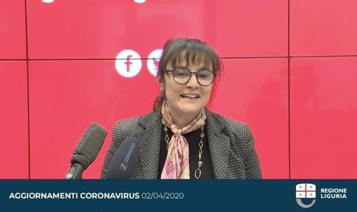 """Coronavirus, l'annuncio dell'assessore Viale: """"In Liguria avremo una banca del plasma"""" (VIDEO)"""