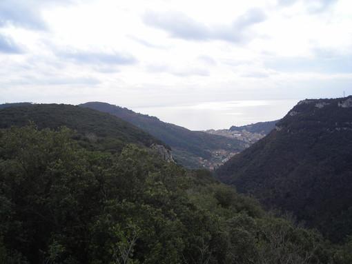 Panorama da Pian dei Corsi - immagine di repertorio