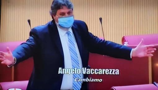 """Torna il Consiglio regionale 'in presenza', Vaccarezza: """"Oggi un nuovo inizio, che l'emergenza possa aver lasciato a tutti un insegnamento"""""""