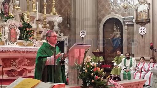 Messaggio di Pasqua del vescovo di Albenga-Imperia Borghetti