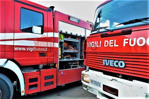 Razzi di segnalazione tra Dego e Rocchetta: scattano i soccorsi, ma era un falso allarme