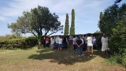 Albenga, a Vadino la festa del nome di Maria