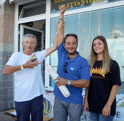 """Varazze, Codino e Patrucco sul gradino più alto del podio a """"Culturpesca"""" 2018"""