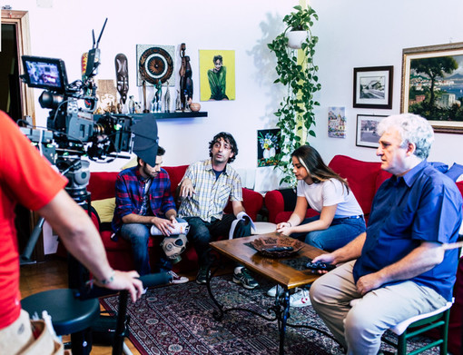 """""""Vivo!"""" è una realtà: è pronto per fare il giro del mondo il film del regista cellese Cioce"""