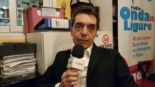 """Infrastrutture, Vazio attacca Toti e Giampedrone: """"Solo intuizioni personali e calcoli elettorali senza confronto sul territorio e con i sindaci"""""""