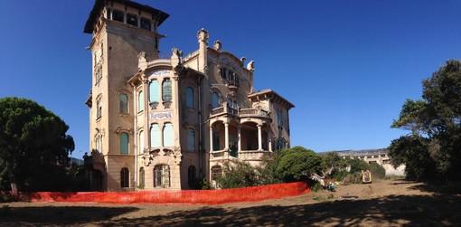 Villa Zanelli di Savona: riqualificazione tra speranze e polemiche