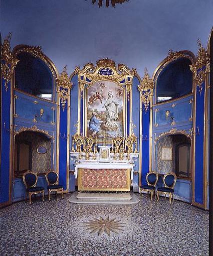 La magnifica Cappella della Misericordia di Villa Faraggiana ad Albissola ospita le sonate di Johann Sebastian Bach