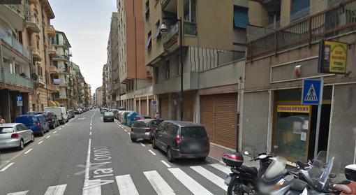 """Savona, """"pittore"""" senza fissa dimora si suicida in via Torino"""