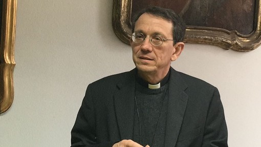Il vescovo Marino in visita ad Albisola, Luceto ed Ellera