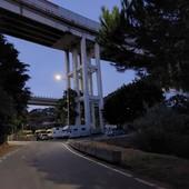 Viadotto Sanda a Celle, nuovi interventi ispettivi di Autostrade: cartelli in via Lavadore