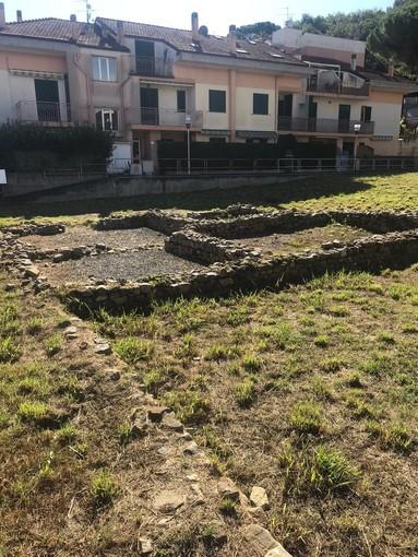 Albenga, una nuova cartellonistica per valorizzare la Villa Romana di Lusignano