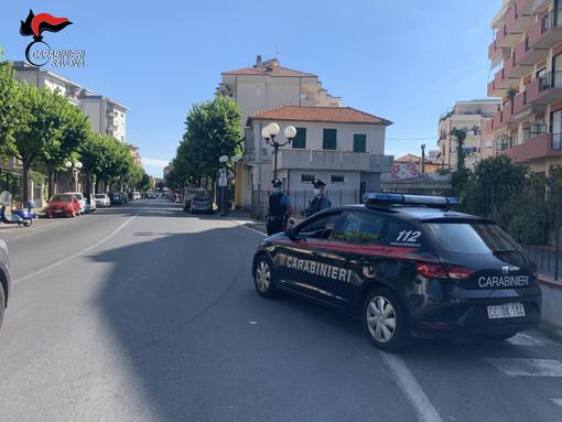 Controlli carabinieri Compagnia di Albenga: 5 arresti e 12 denunce