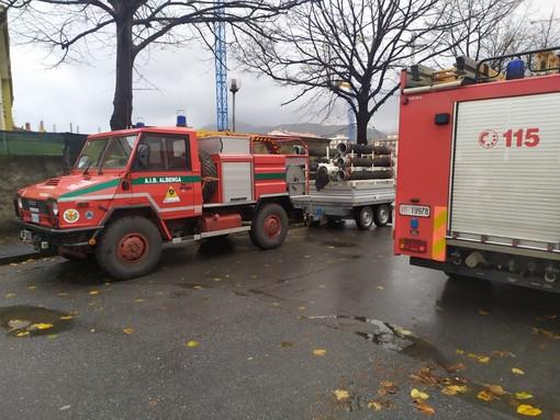 """Albenga: il maltempo manda """"in crisi"""" la stazione di sollevamento"""