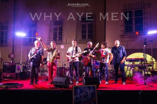 Borgio Verezzi: sabato 20 luglio il concerto degli Why Aye Men, tributo ai Dire Straits