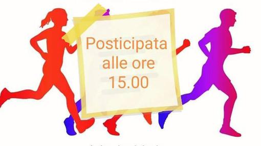 La pioggia non ferma la ZontaRun a Finale Ligure: ci si iscrive alle 15, si corre alle 16