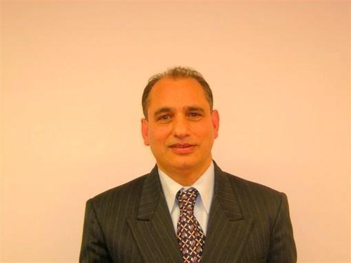 Foto: il presidente della Comunità Islamica Savona, Zahoor Ahmad Zargar